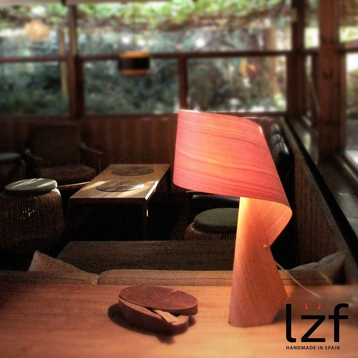 Air #tablelamp preserves its lightness, adapting itself to very different environments. Available at allmodernoutlet.com