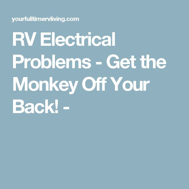 1000+ Ideas About Electrical Problems On Pinterest