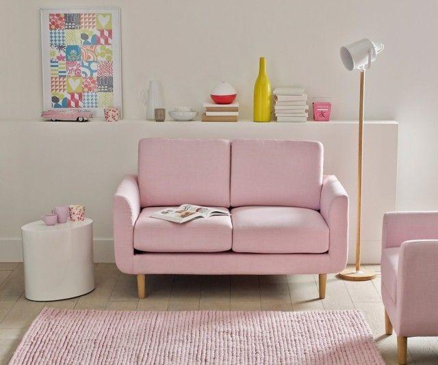 Créer un salon style scandinave à prix doux    Joli Place