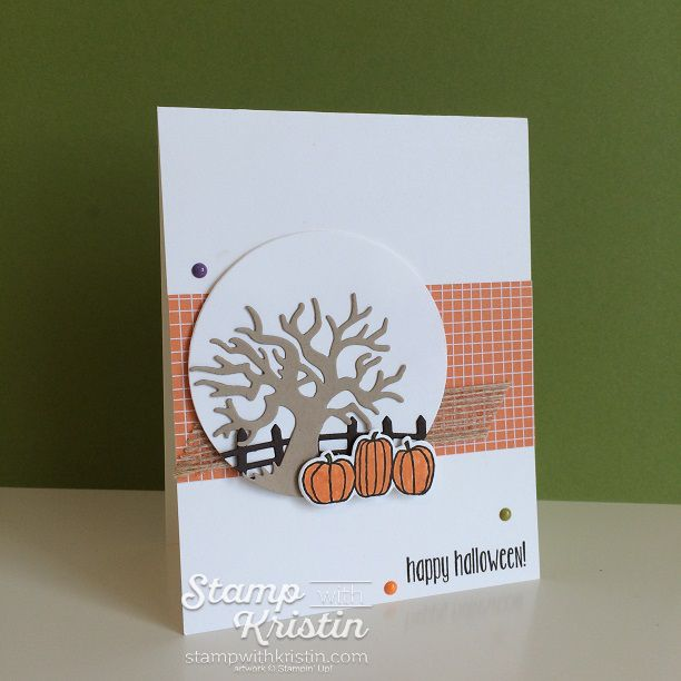 Kristin Shares Her Free Tutorial And Video For A Not So Spooky Halloween  Swap
