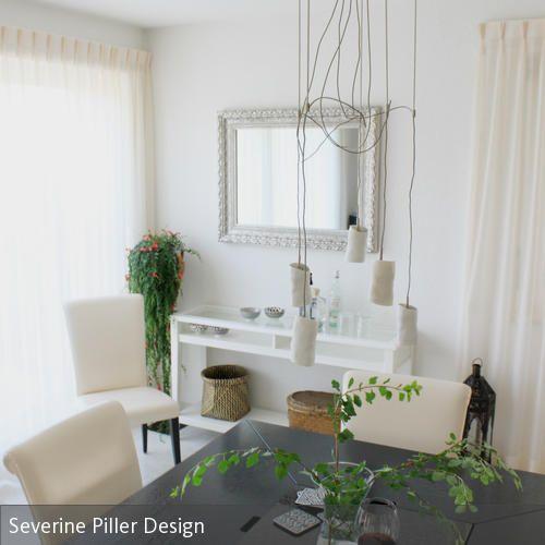 125 Best Images About Esszimmer On Pinterest | Eames, Kitchen ... Esszimmer Modern Gemutlich