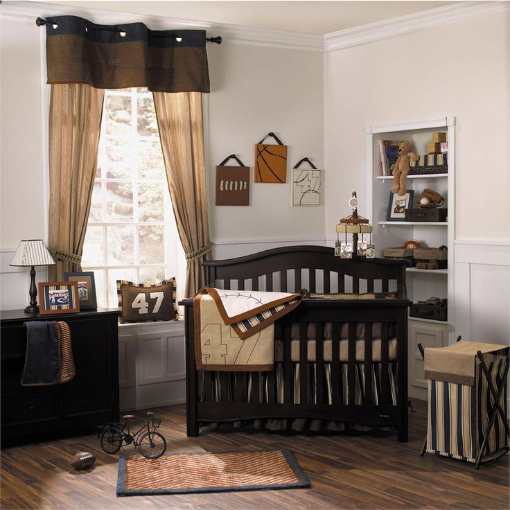 51 best vintage sports nursery ideas images on pinterest for Boxing bedroom ideas