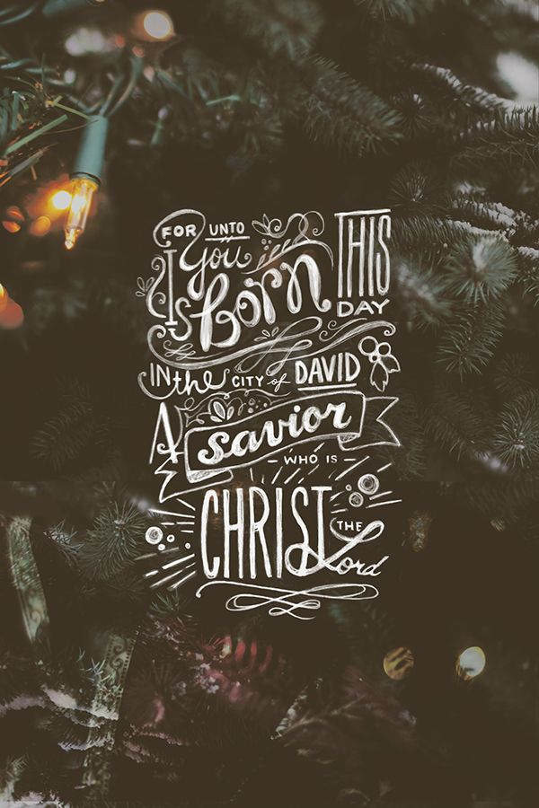 Holiday Hand Lettering pt. 2 on Behance Christian