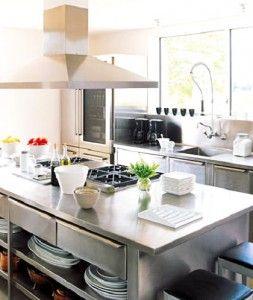 Κουζίνες με νησίδα   Small Things
