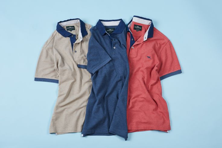 Discover Rodd & Gunn's range of polo shirts, in a variety of designs and colours. Ideal for smart casual office days or weekend wear.
