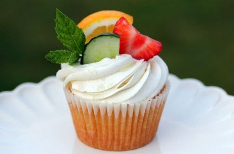 Boozy bakes: Adult-only alcoholic cupcakes - Mojito cupcakes - goodtoknow
