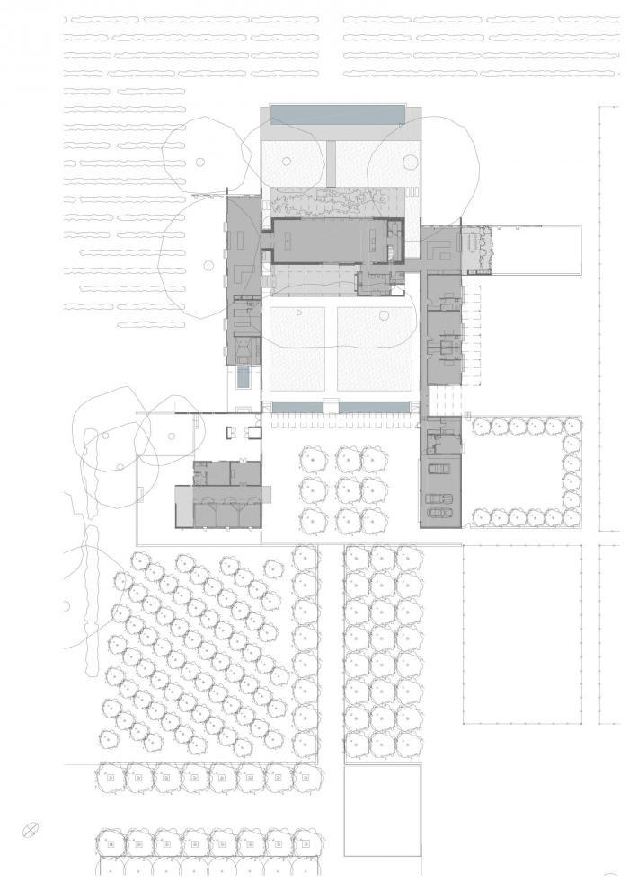 Miszewski Architects farmhouse renovation, Franschhoek Valley, Cape Winelands