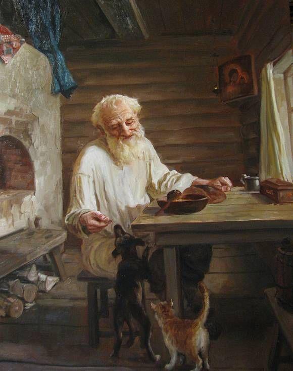 Семья, автор Шишкин Андрей. Артклуб Gallerix