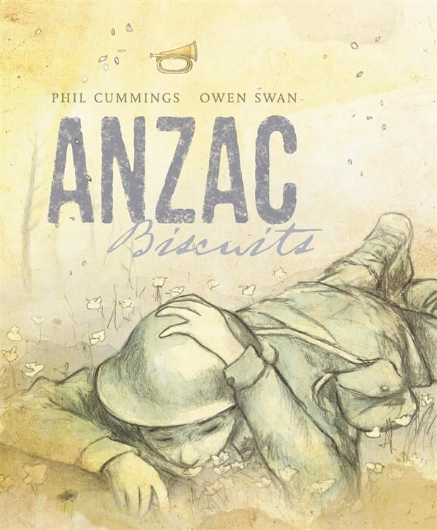 Top Twenty ANZAC Day picture books and ANZAC biscuit baking.