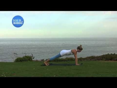 yogaTip: Sun Salutations for Beginner - YouTube