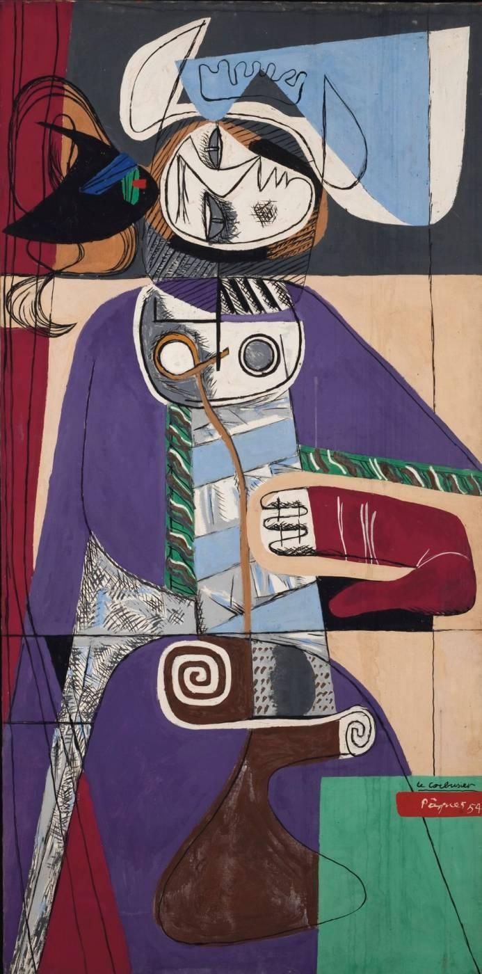 Les 96 meilleures images du tableau Le Corbusier peintre sculpteur 1887-1965 sur Pinterest ...