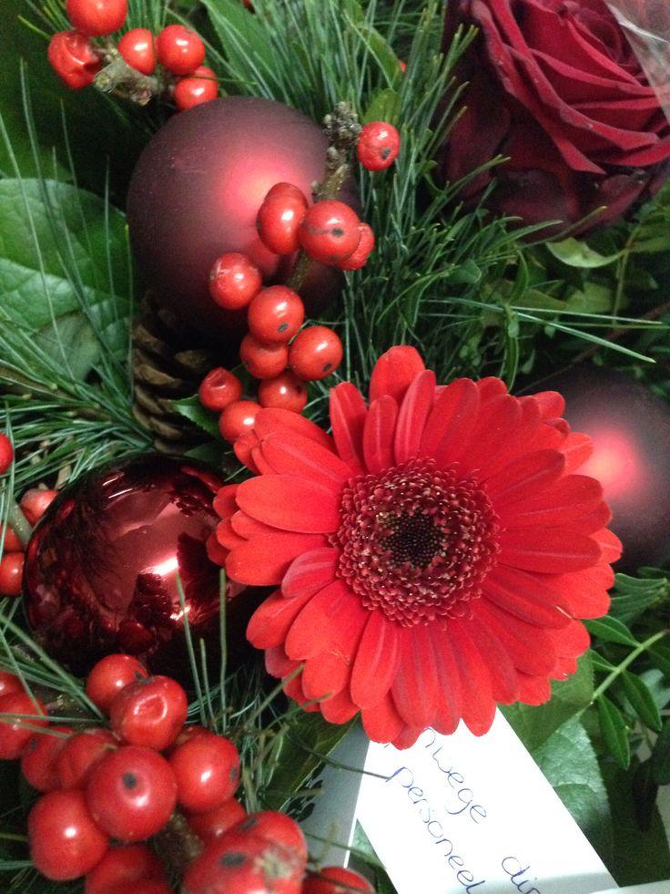 mooi bloemstuk van Alba Green