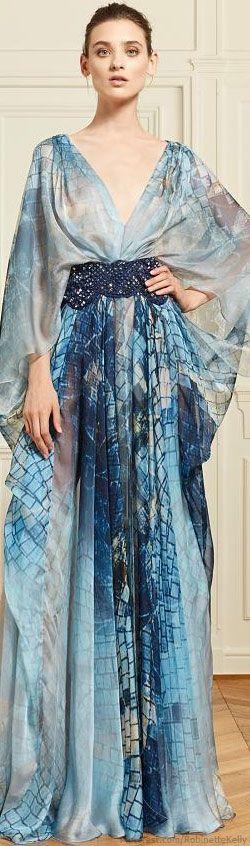 Zuhair Murad | RESORT 2014 #abaya #kaftan #caftan #jalabiya #bisht #arabfashion #dara #muslimfashion #asianfashion #middleeastern #luxury #elegant #modest