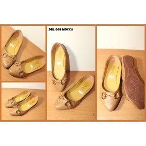 Flatshoes DBL Mocca