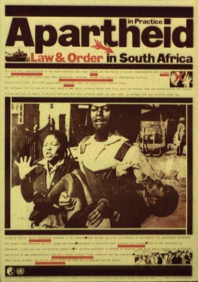an account of apartheid in modern south africa The south african literary awards (sala) association withdrew their  modern,  progressive, and pluralistic versions of afrikaner identity.