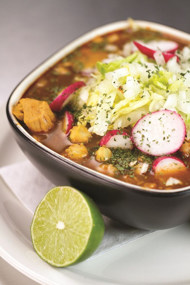 Next time you are passing through the prairies make sure to stop at EE Burrito in Saskatoon, SK. Here you will find comfort foods with a traditional Latin American twist. If you need a hearty soup to survive another Canadian winter, try the Pozole Rojo!