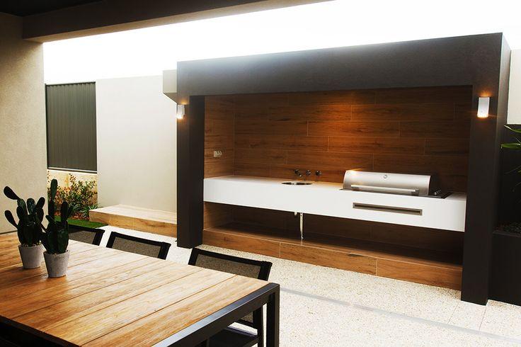#StudioPlatinum #Outdoor #Kitchen #Perth #HomeGroupWA #DisplayHomes