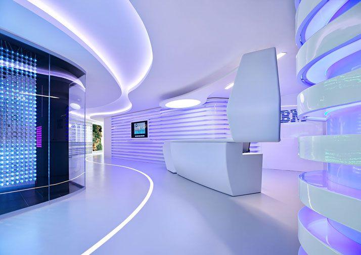IBM Software Executive Briefing Center by Iosa Ghini Associati | Yatzer