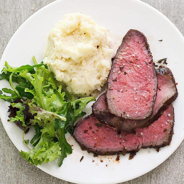 America S Test Kitchen Top Sirloin Holiday Roast