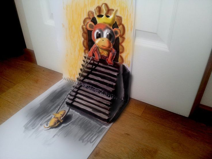Best Awesome Unreal Paintingswow Images On Pinterest D - Artist creates amazing hyper realistic 3d drawings