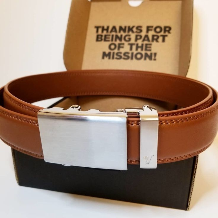 Did you know that when you buy a Mission Belt you become part of a great philanthropic effort - or as we like to call it, The Mission. Thanks to all who have joined with us in fighting poverty and hunger worldwide.  : Thanks to @cahsualstyle for the shot!