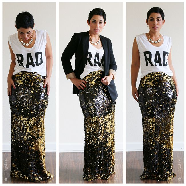 DIY Sequin Maxi Video Tutorial!!!