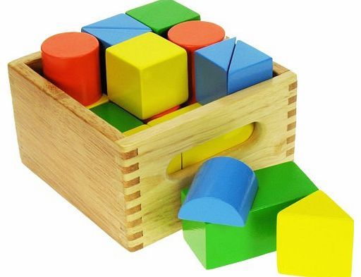 Bigjigs Toys BB003 First Basic Blocks No description (Barcode EAN = 0691621160039). http://www.comparestoreprices.co.uk/baby-toys/bigjigs-toys-bb003-first-basic-blocks.asp