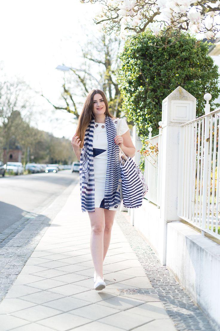 Outfit Sommerkleid Frühlingslook mit Codello