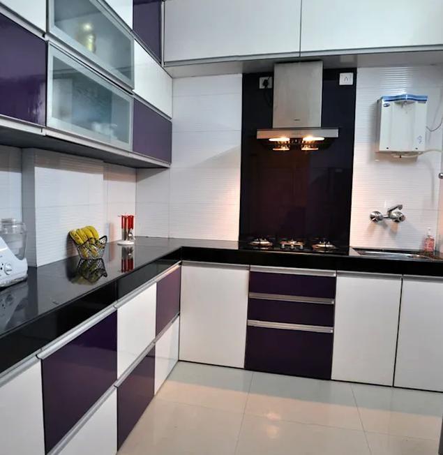 Modular Kitchen In Stainless Steel Trollies By Aarayishh Mumbai Pune Modern Homif Modern Kitchen Cabinet Design Kitchen Interior Design Decor Kitchen Modular