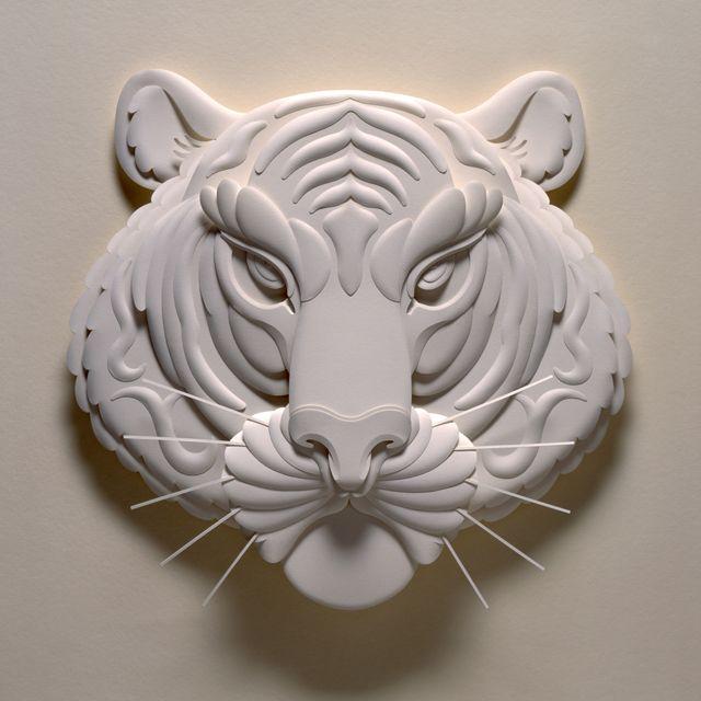 Les meilleures images du tableau paper sculpture sur