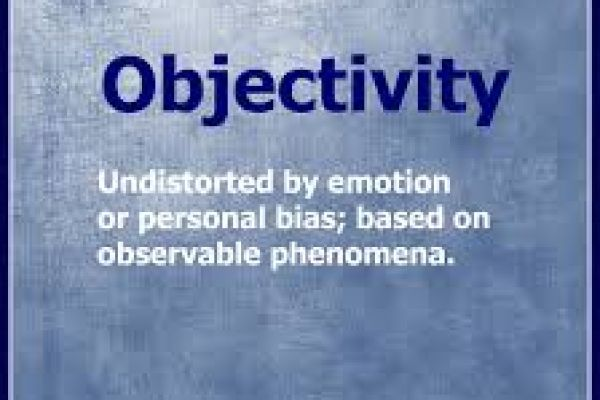 Being Objective When People Make Me CRAZY. Not Easy.