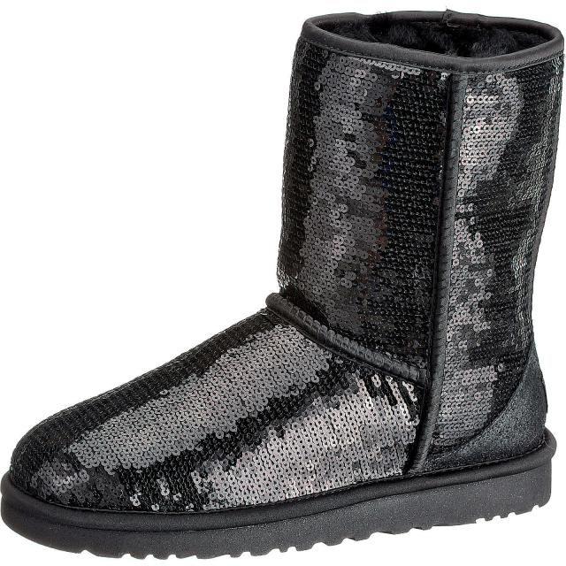 Uggs mit funkelnden Pailletten <3 #boots