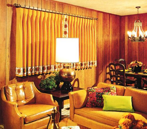 1970s living room 264 best 70 s pad images on vintage decor 10365