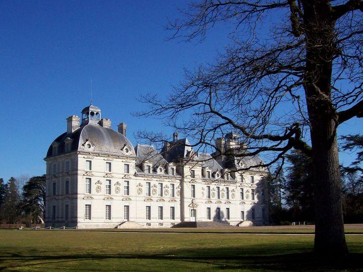 Le château de Cheverny, château de la Loire