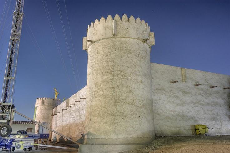 Al Koot Fort (Doha)  credit: Alexey Sergeev  view on Fb https://www.facebook.com/SinbadsQatarPocketGuide