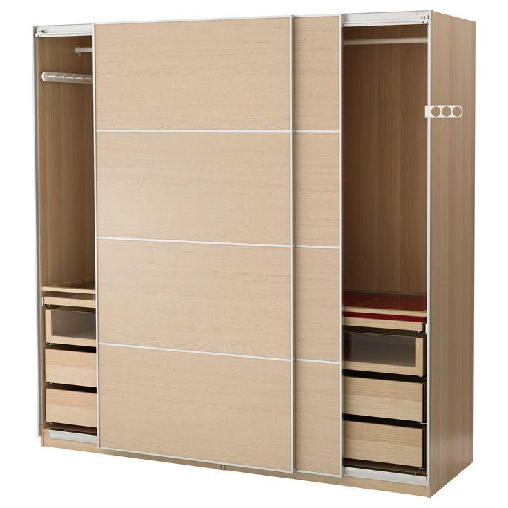 Die besten 25+ Einbauschrank ikea pax Ideen auf Pinterest Pax - Ikea Schlafzimmer Schrank