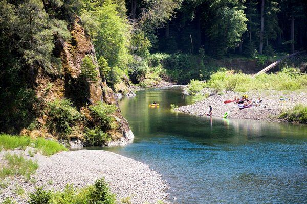 Must go to Eureka - The Best Swimming Holes in Humboldt County.