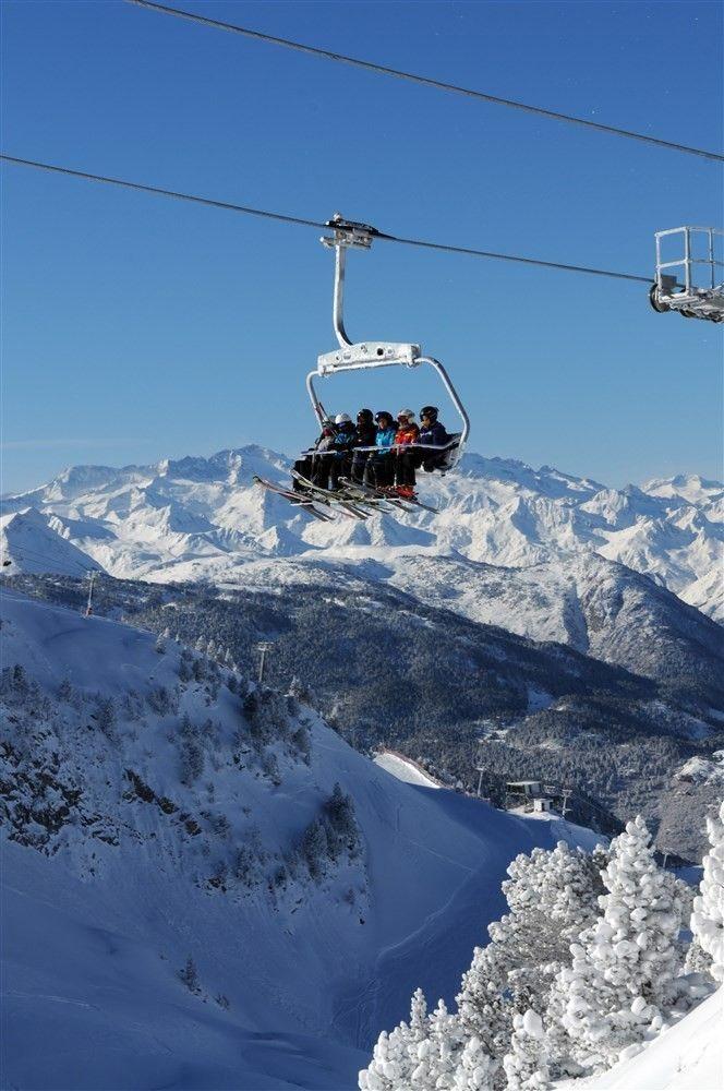 Baqueira Beret European Best Destinations - Copyright http://www.baqueira.es #Ski #Europe #Ebdestinations
