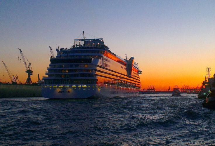 Hamburg / Hafen