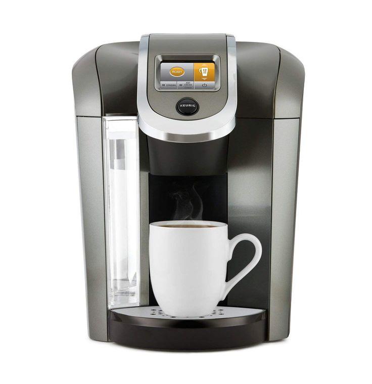 keurig k-duo single serve & carafe coffee maker water filter