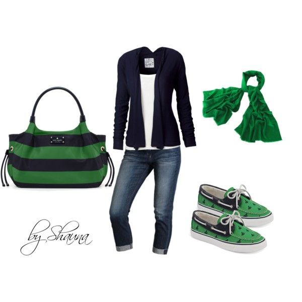 boating ..Women Fashion, Running Outfit, Boats Shoes, Style, Blue Green, Navy Green Outfit, Green Clothing, Super Cute, Kelly Green
