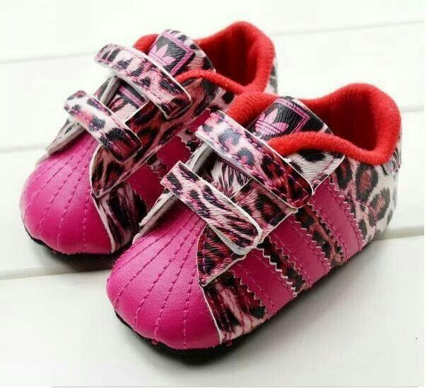 Adidas Baby Leopard