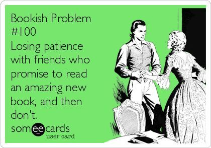 Funny book humor only bookworms will understand.