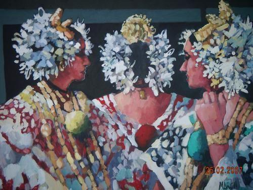 Cuadro del pintor panameño JORGE MARCH (q.e.p.d) <BR> <BR>Fue mi profesor de pintura...Un gran maestro.  <BR> <BR> <BR> <BR> | tania_pty