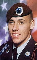 Army Pfc. Gavin L. Neighbor  Died June 10, 2003 Serving During Operation Iraqi Freedom  20, of Somerset, Ohio; assigned to Company C, 3rd Battalion, 325th Infantry Regiment, 82nd Airborne Division, Fort Bragg, N.C.; killed by a rocket-propelled grenade in Baghdad, Iraq. Neighbor was off work from guard duty June 10, resting in a bus, when a rocket-propelled grenade round was fired from a nearby house. He died as a result of his wounds.