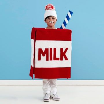 Homemade Halloween Costumes for the Perfect Pair of Kids