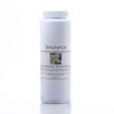 Deodorizing Antibacterial Foot Powder