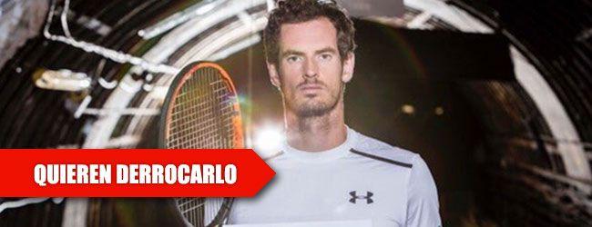 El sorteo del cuadro de Wimbledon desveló un camino más sencillo para Rafael Nadal y Andy Murray que el que tendrán Roger Federer y Novak Djokovic. El TOP 3 del ranking de la ATP se disputará algo más que el título, ya que en caso de que el escocés no alcance la final cedería el liderato del ranking mundial.