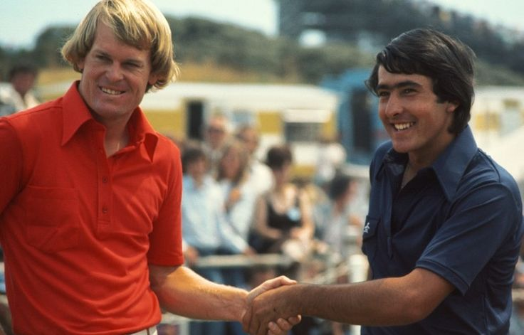 """Golf Channel's latest film to focus on Johnny Miller, Seve Ballesteros, and one """"groovy"""" era - Golf Digest Middle East"""