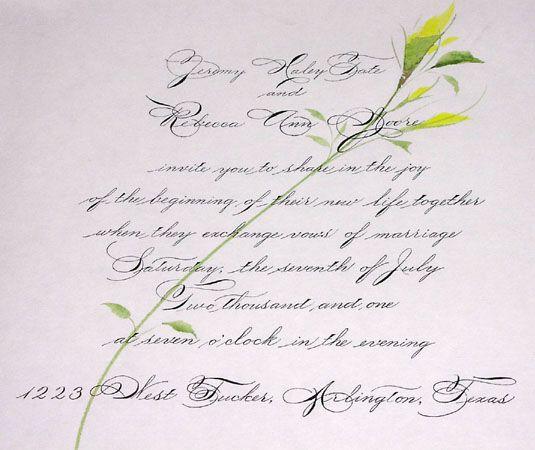 The 25+ best Christian wedding invitation wording ideas on ...